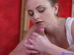 Lady Bug & Lutro Steel in Multiple orgasms for creampied girl - MassageRooms