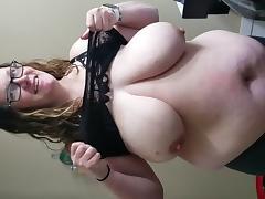 BBW, BBW, Chubby, Chunky, Fat, Big Natural Tits