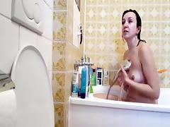 Bath, Bath, Bathing, Bathroom, Shower, Wife