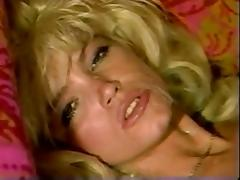 Facial Cumshot on Blonde face