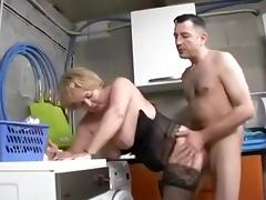 Amazing Amateur record with Stockings, Mature scenes