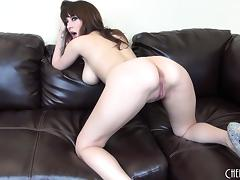 Brunette, Amateur, Ass, Brunette, HD, Masturbation