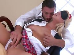 Best pornstar Kendra Devons in incredible bdsm, blonde sex video