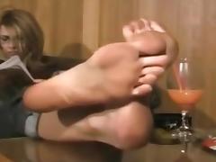 Sexy footfetish soles 1