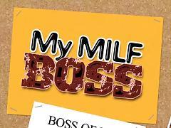 Boss, Blowjob, Boss, Office