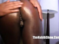 Sexy dark chocolate mckenzie lee fucked bbc jimmy d