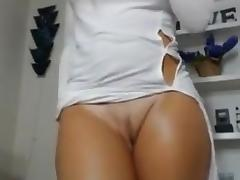 Riding and fingering wet pussy vagina