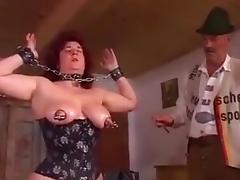 Vintage German Anal Fisting