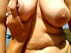 Boobs, Amateur, Big Tits, Boobs, Mature, Outdoor