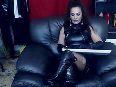 Mistress, Femdom, Latex, Mistress, Romanian