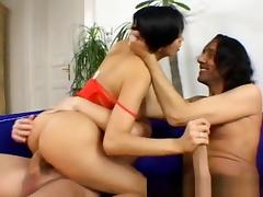All, Anal, Brunette, Double, Facial, Latina