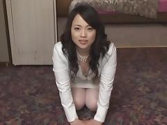 Best Japanese model Minami Aoyama in Fabulous Fingering, MILFs JAV scene