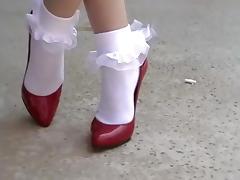 Frilly Socks 087