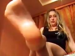 POV Long Toenails - BP