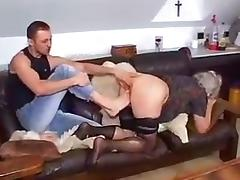 Amazing Homemade movie with Grannies, Fetish scenes