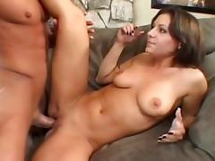 All, Blowjob, Brunette, Cumshot, Exotic, Facial