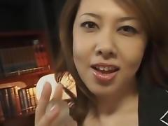 Amazing Japanese chick Yumi Kazama in Hottest Dildos/Toys JAV movie