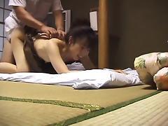 Hardcore asian pussy massage