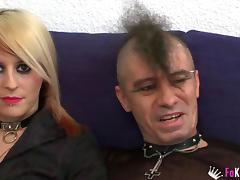 Punk, Cuckold, Hardcore, Reality, Spanish, Punk