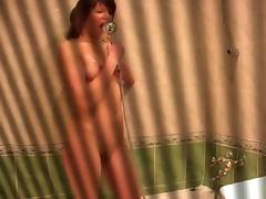 Bathing, Amateur, Bath, Bathing, Bathroom, Hidden