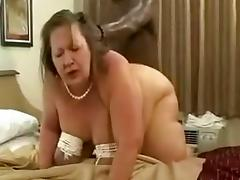 Fabulous Homemade record with Doggy Style, Interracial scenes