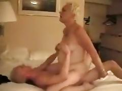 Crazy Homemade clip with Wife, Blonde scenes