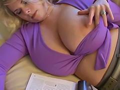self lickin nipples