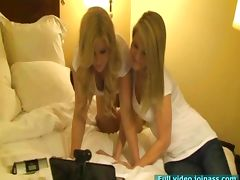 Lia and Alison nice hot amateur girls