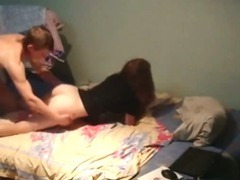 Redheaded Teen Couple Homemade Sextape