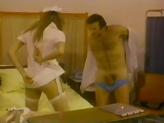Robin Byrd Nurse Vintage Hospital Anal porn video
