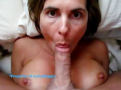 Amateur Wife Fucked And Sprayed