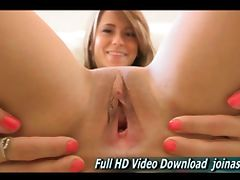Mali is having her very first experience in adult with FTV