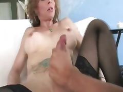 titty shemale idol Jasmine banged