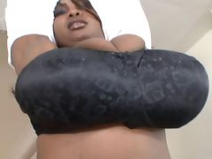 Hooters, BBW, Big Tits, Boobs, Dominican, Huge