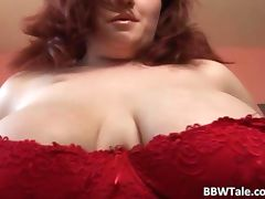 Fat big foxy redhead bitch with huge