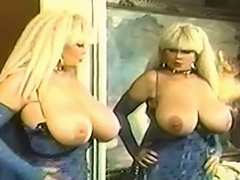 Candy Samples Masturbating Chesty Granny 1970