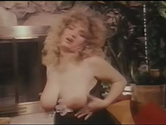 Wild Masturbation of a Gorgeous Blonde 1970