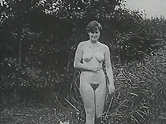 Busty MILF Having a Good Time 1950