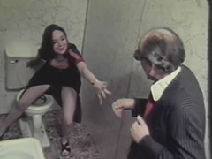 Old Man Fucks Teeny Girl 1970 porn video