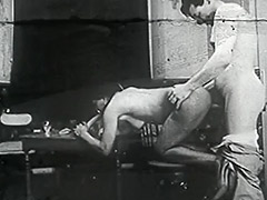 Perfect Woman in Sexy Clothing 1950 porn video