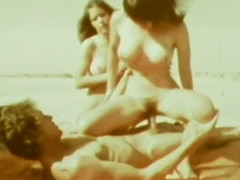 A Man Seduced in the Desert 1960