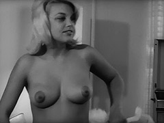 Morning Routine of Pretty Babe 1960 porn video