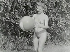 Extremely Sexy and Gorgeous Orgy 1950 porn video