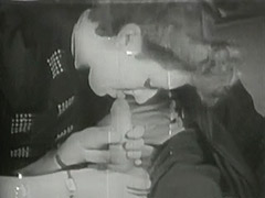 German Wife Gives Husband Head 1940 porn video