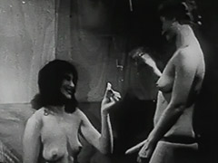 Amazing Woman gets Punished for Spying 1940 porn video