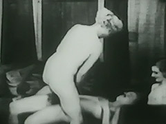 First Sex after a Really Long Time 1920 porn video