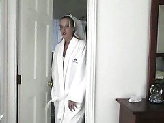 Bride gets fucked hard porn video