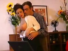 Sexy Secretary Fucked by Boss