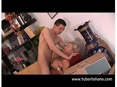 Italian Mature Lady Matura e Porca