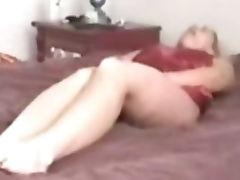 My Mum Mastubrating after watching porn